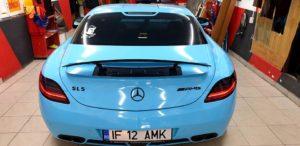 Folie auto amg2