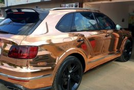 folie auto bentlei2