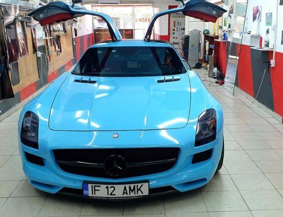 Folie auto amg1